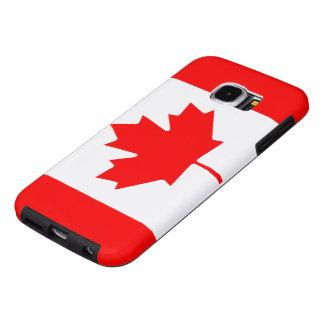 Bandera de Canadá Fundas Samsung Galaxy S6