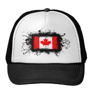 Bandera de Canadá Gorra