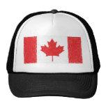 bandera de Canadá Gorras