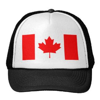 Bandera de Canadá Gorro De Camionero