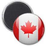Bandera de Canadá Imanes