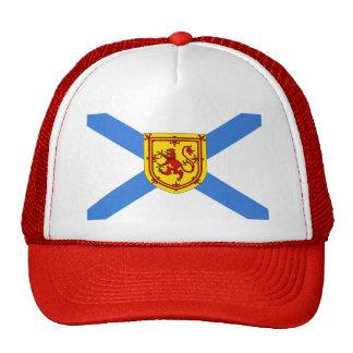 Bandera de Canadá Nueva Escocia Gorro