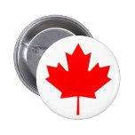 Bandera de Canadá Pins