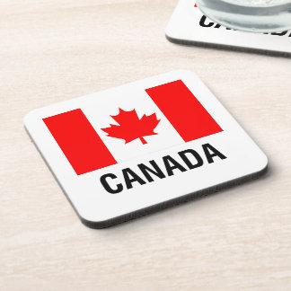 BANDERA de CANADÁ Posavasos