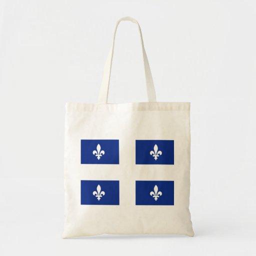 Bandera de Canadá Quebec Bolsa
