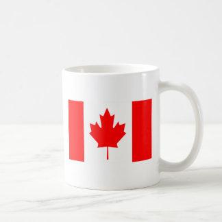Bandera de Canadá Tazas