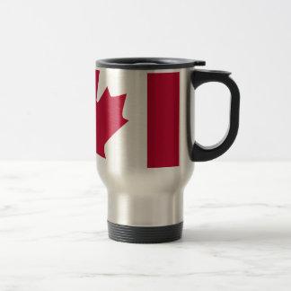 Bandera de Canadá Taza De Café