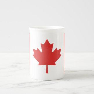 Bandera de Canadá Taza De China