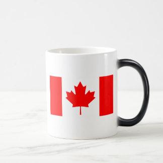 Bandera de Canadá Taza Mágica