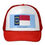 Bandera de Carolina del Norte Gorros