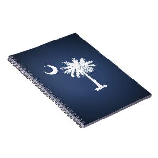 Bandera de Carolina del Sur Cuadernos