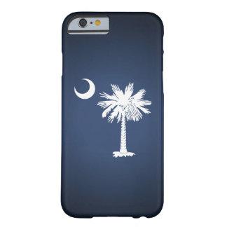 Bandera de Carolina del Sur Funda De iPhone 6 Slim