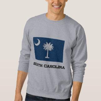 Bandera de Carolina del Sur Sudadera