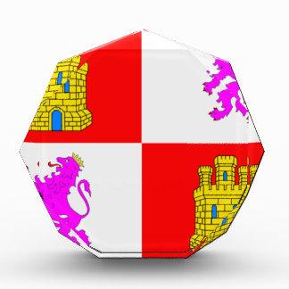 Bandera de Castilla y León España