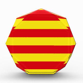 Bandera de Cataluña España