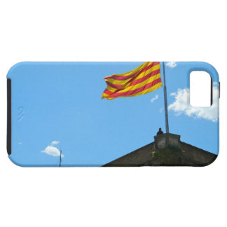 Bandera de Cataluña iPhone 5 Case-Mate Coberturas