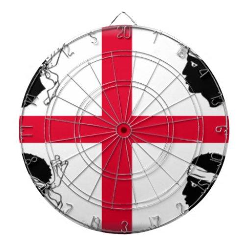 Bandera de Cerdeña (Italia) Tabla Dardos