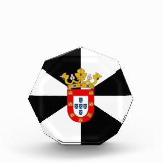 Bandera de Ceuta España