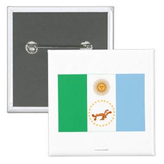 Bandera de Chaco Pin