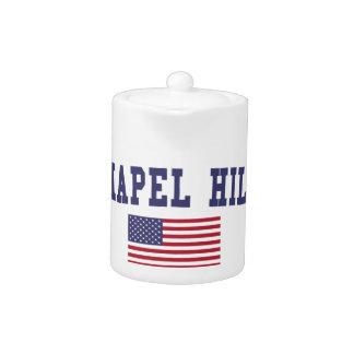 Bandera de Chapel Hill los E.E.U.U.