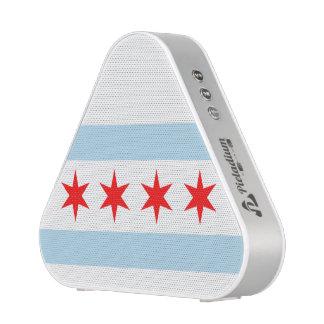 Bandera de Chicago Altavoz Bluetooth