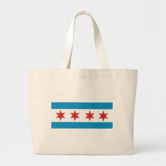 bandera de Chicago Bolsa
