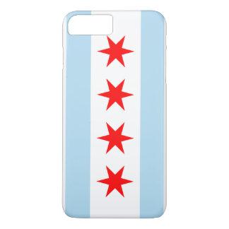 Bandera de Chicago Funda iPhone 7 Plus