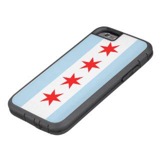Bandera de Chicago Funda Para iPhone 6 Tough Xtreme