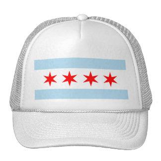Bandera de Chicago Gorra