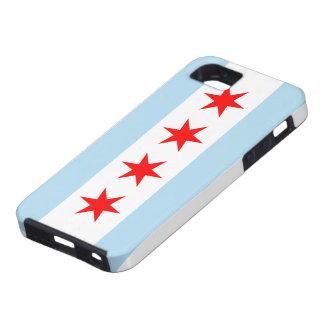 Bandera de Chicago iPhone 5 Fundas