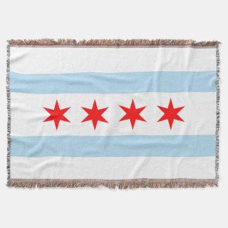 Bandera de Chicago Manta