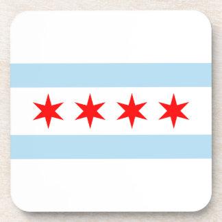 Bandera de Chicago Posavaso