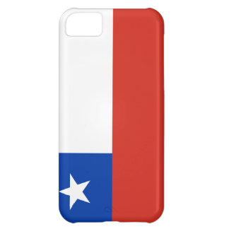 Bandera de Chile Carcasa Para iPhone 5C