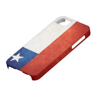 Bandera de Chile iPhone 5 Carcasa