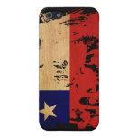 Bandera de Chile iPhone 5 Carcasas