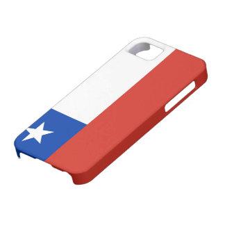 Bandera de Chile iPhone 5 Fundas