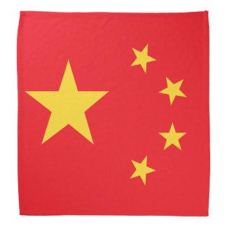 Bandera de China Bandanas