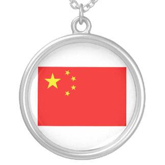 Bandera de China Colgante Redondo