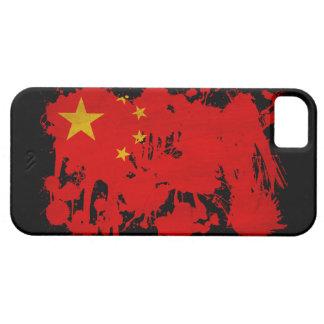 Bandera de China Funda Para iPhone 5 Barely There