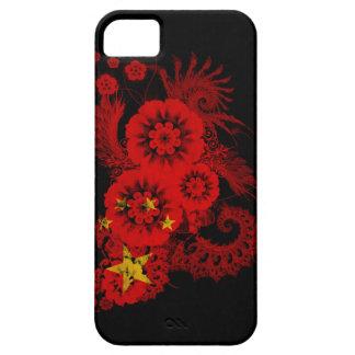 Bandera de China iPhone 5 Carcasa