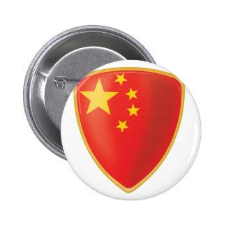 Bandera de China Pin