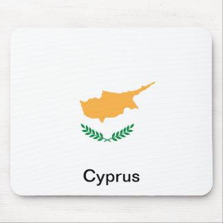 Bandera de Chipre Alfombrilla De Ratones
