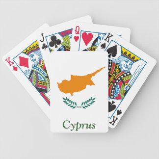Bandera de Chipre Baraja