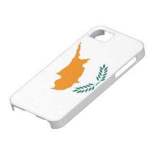 Bandera de Chipre iPhone 5 Carcasa