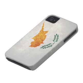 Bandera de Chipre iPhone 4 Cárcasa