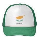 Bandera de Chipre Gorra