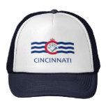 Bandera de Cincinnati Gorro