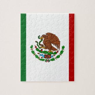 Bandera de Cinco de Mayo de México Puzzles