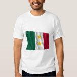Bandera de Coahuila y Tejas Camisas