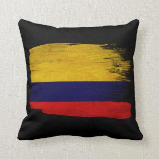 Bandera de Colombia Almohada